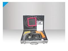 亚欣风系统检测套装, 用于风管内取样、拍照等