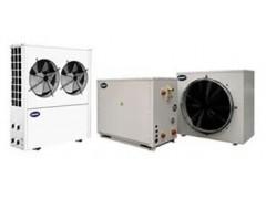 英国帝思迈空气源热泵三合一中央空调
