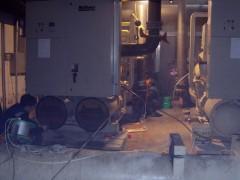 麦克维尔中央空调风机盘管清洗