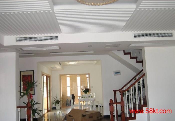 别墅直流变频多联机中央空调