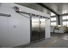 H型电动不锈钢聚氨酯冷库门