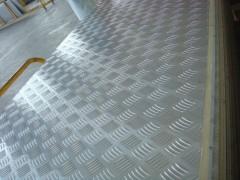 轧花铝防滑铝保温冷库板