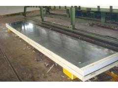 镀锌高阻燃聚氨酯保温板