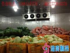 都江堰水果蔬菜保鲜库