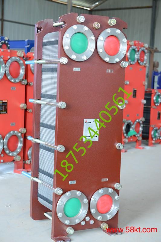 风机盘管供暖水加热用沸克换热器