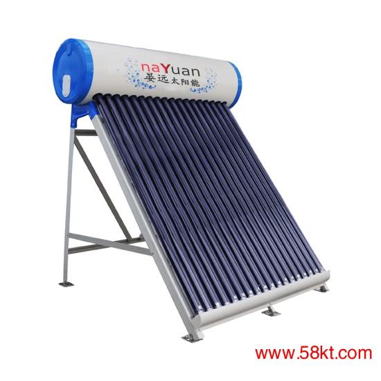 晏远太阳能-18管太阳能热水器
