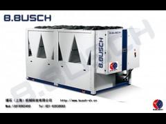 涂装线冷却专用BBA风冷冷水机, 涂装线冷却空调主机室外机