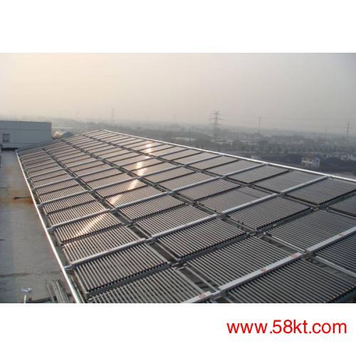 工业工厂太阳能热水器