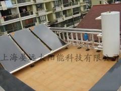 上海高档别墅配套太阳能热水器