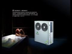 白果太空能热泵超低温机组