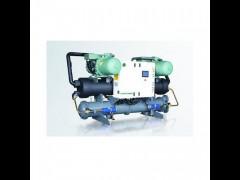 螺杆式水源热泵中央空调机组, 双机头