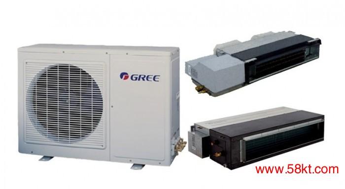 二手风管机空调格力中央空调5P