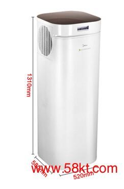 美的优泉系列空气能热水机