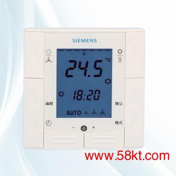 西门子房间温控器RDF300.02