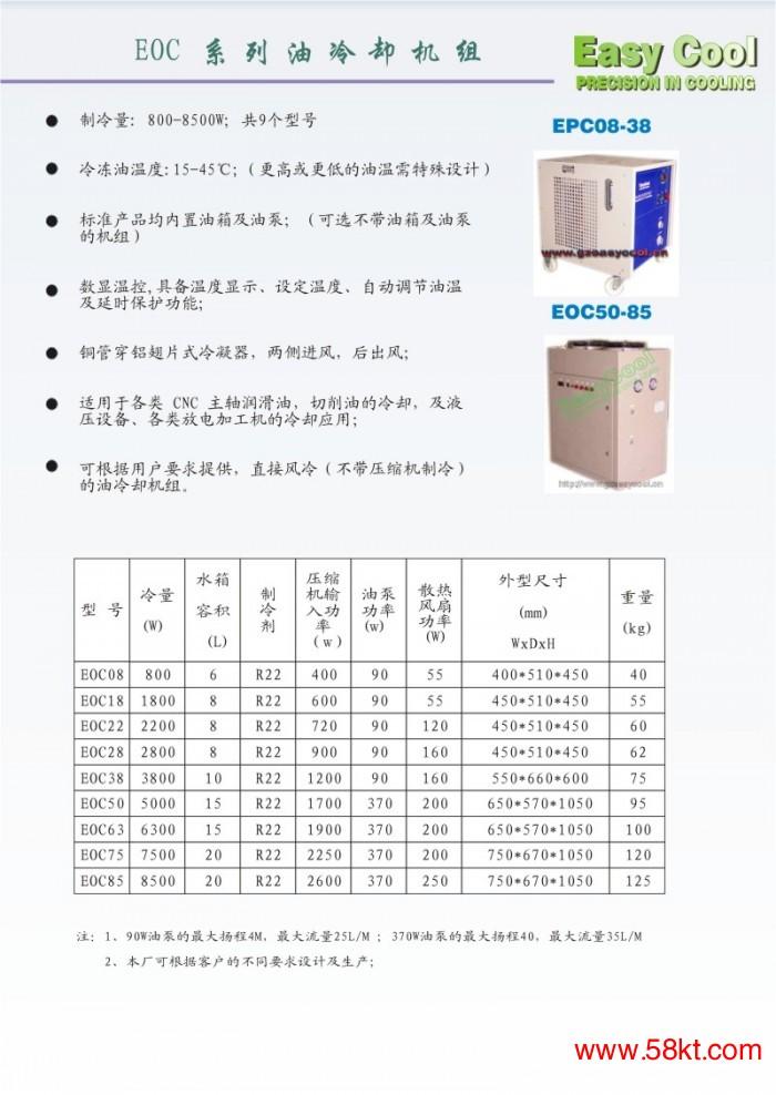 油冷却机EOC系列
