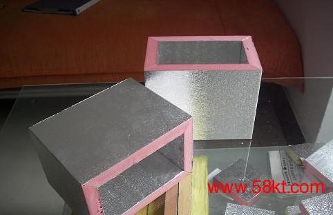 双面彩钢挤塑板
