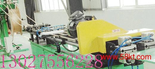 空调铜铝管校直切断机