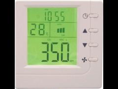 新风系统室内空气智能控制器