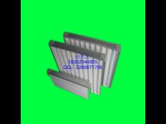 板框式初效过滤器
