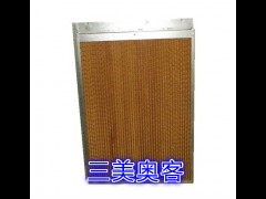直排水湿膜加湿器