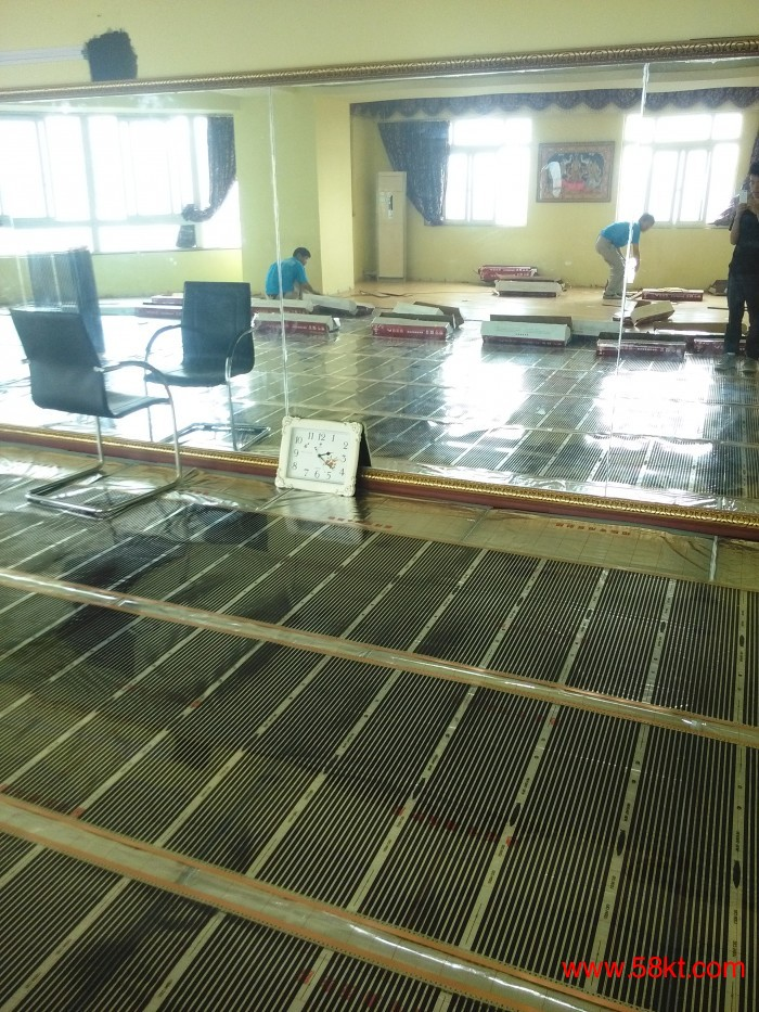 上海电地暖安装
