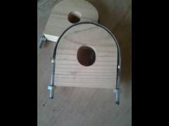 空调木托铁卡