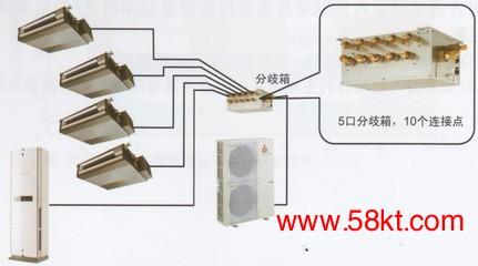 三菱电机分歧葙5口-3口