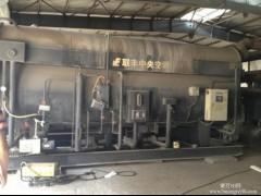 溴化锂机组清洗保养