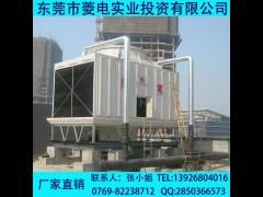 横流方形冷却塔