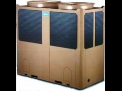 美的风冷热泵模块机组H型