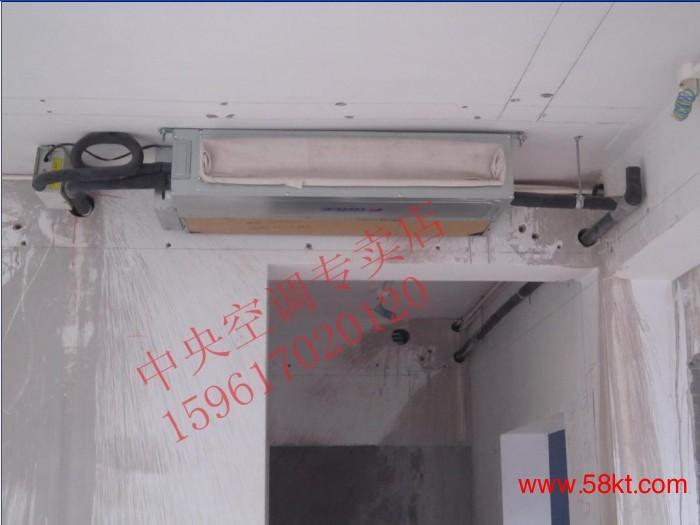 无锡格力风管机中央空调内机安装