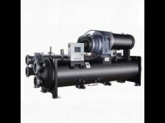 四级调节地源热泵