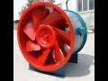 HTF-III高温消防排烟风机