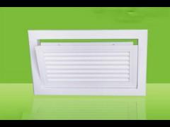 门铰式回风口, 用于中央空调回风系统