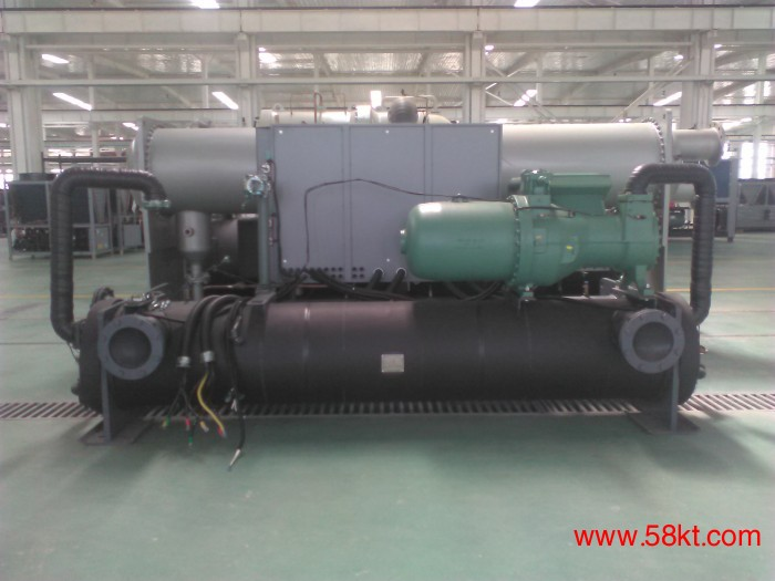 山东江瀚螺杆式水源热泵机组
