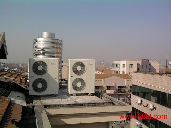 柳州医院空气能热水器安装
