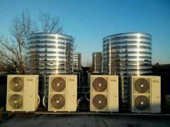 柳州酒店空气能热水工程安装