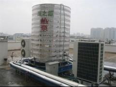 宾馆空气能热水器安装