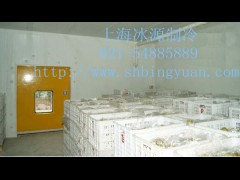 500吨苹果葡萄保鲜冷库