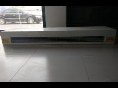 卡酷办公室专用水空调, 明装卧式风机大5匹