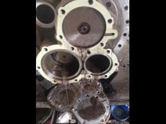 汉钟螺杆压缩机LB-100进水, 汉钟电机维修