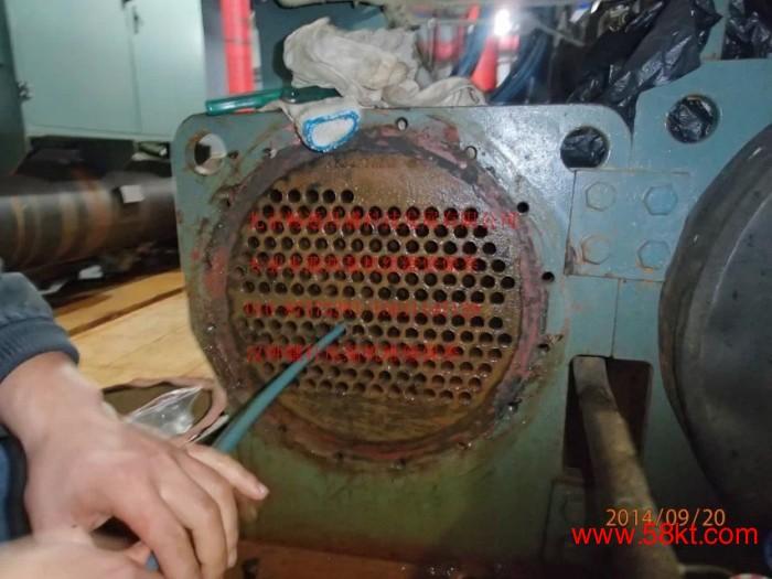 开利水源热泵进水