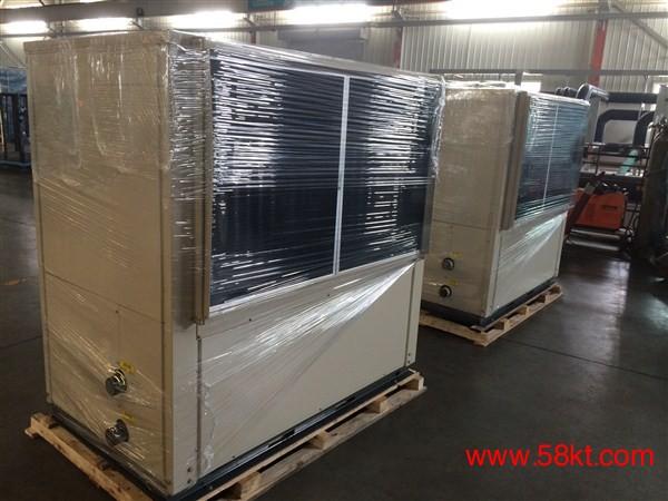 风冷模块化冷热水节能机组