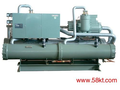 日立螺杆式冷水机组A系列