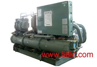 日立螺杆式冷水机组热回收冷水机
