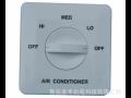 央空调风机盘管温控器