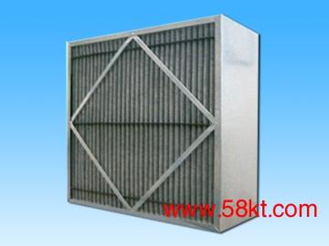 箱式活性炭褶型过滤器
