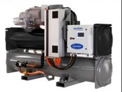 变频螺杆式冷水及热泵机组