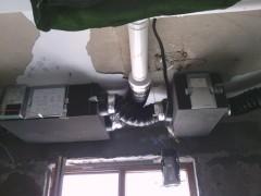 新风通风排烟设备安装施工