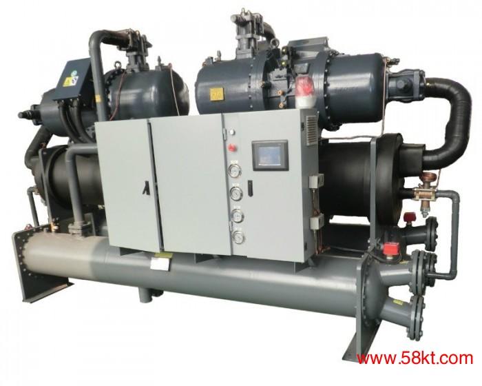青岛180P螺杆式海水制冷机